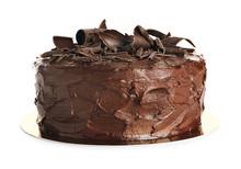 Tasty Homemade Chocolate Cake ...