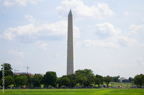 Fotografie, Obraz  Washington Monument