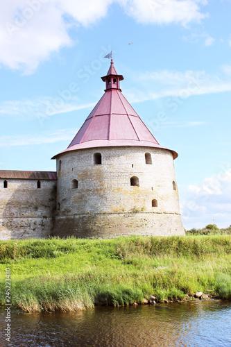 Plakat Stara kamienna wieża