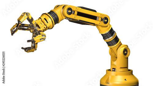 Fotografía  Robotic arm