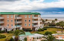 Balconies On Beach Condos