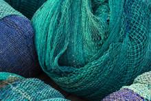 Shrimp Nets For Texture