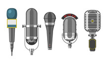 Microphone Audio Vector Dictap...