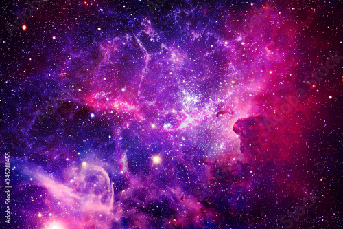 Fototapeta Glorious Sky - Elements of this Image Furnished by NASA