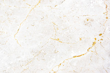 Close Up Of A White Marble Tex...