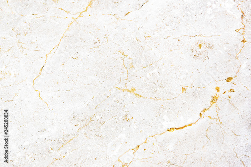 Fotografering Close up of a white marble textured wall