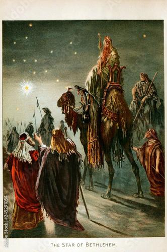 Obraz na plátně Christmas.