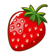 Strawberry Clipart Design