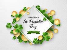 St. Patricks Day Greeting Holi...