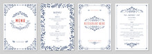 Ornate Classic Templates Set I...