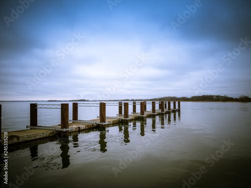 Photo  Hafen an der Ostsee