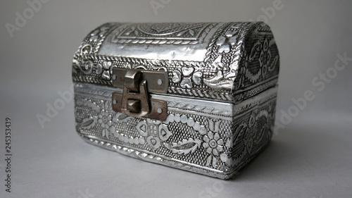 Srebrne pudełko