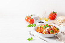 Tagliatelle Pasta With Tomato ...