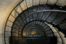 Spiral Staircase Inside The St...