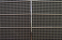 Wire Mesh Grill Photo Effect B...