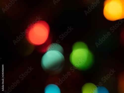 Photo  Christmas boca light colors