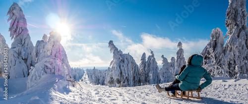 Winterurlaub im Erzgebirge