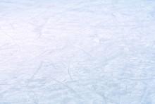 Eislaufplatz Oberfläche