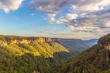 Nice Landscape View Of Kangaroo Valley, Australia