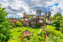 York, England, United Kingdom:...