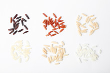 Different Types Of Uncooked Ri...