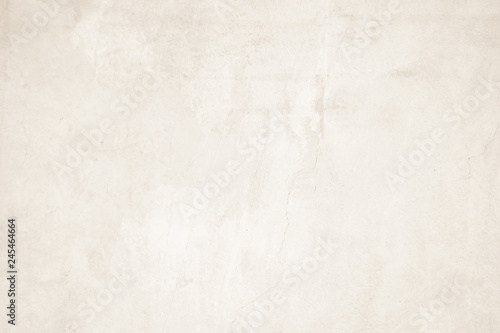Photo sur Aluminium Cailloux Cream concreted wall for interiors texture background..