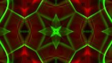 Color Retro Flower Patterndisco NeonFantasy Fiber Tissuespiderwebwedding