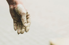 Raw Clay In The Hands Of Stron...