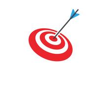 Target Icon Vector Illustration