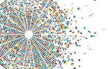 Dna Test Infographic. Genome S...