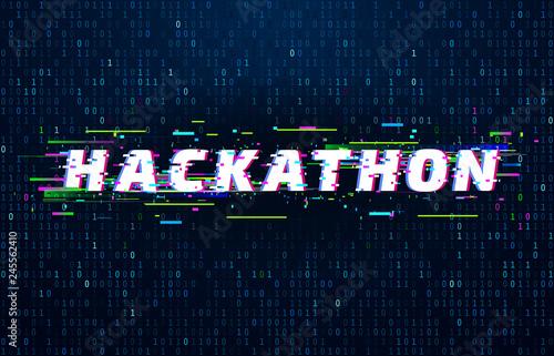 Papel de parede Hackathon background