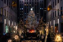 Christmas Tree At Rockefeller ...