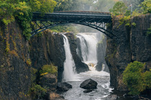 The Great Falls Of The Passaic...