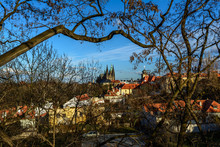 View Of The Hradcany And Prague Castle