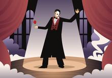 Masked Opera Phantom Actor Sin...
