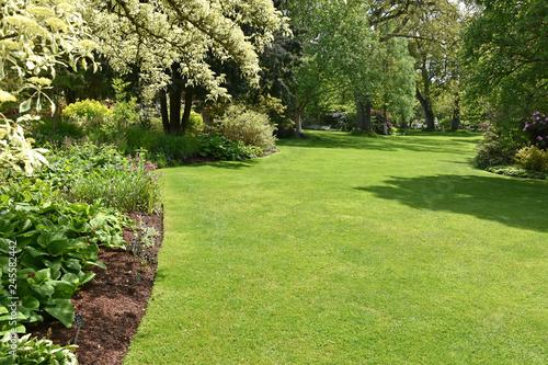 Fotografie, Tablou A perfect English country garden