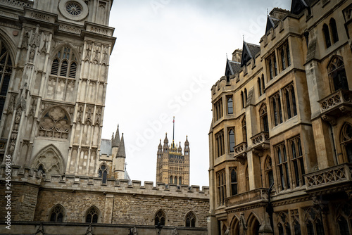 England, London, Westminster Abbey Wallpaper Mural