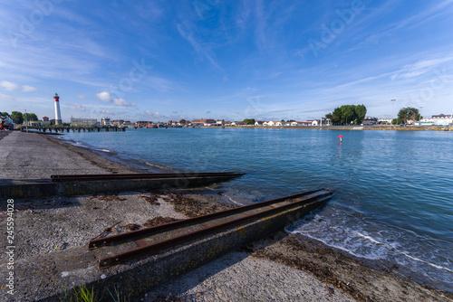 Keuken foto achterwand Poort Port d' Ouistreham