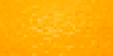 Pixel Art Background. Vector Illustration