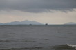 琵琶湖のほとり