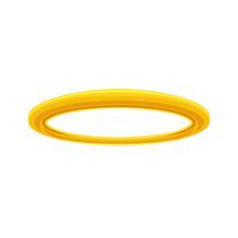 Flat Angel Ring