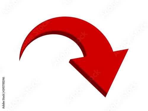 Valokuva  strzałka ikona