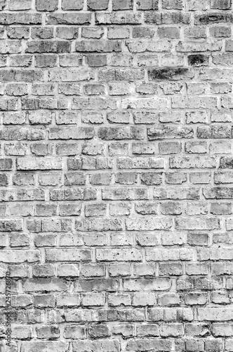 Okleiny na drzwi cegła  old-red-brick-wall