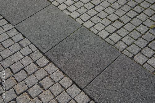 Pflastersteine Und Platten Verlegen Dunkelgraue Betonsteine Buy