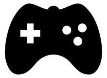 Video Game Controller Vector I...