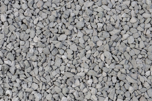 Grey Stone Chippings Buy This Stock Photo And Explore Similar