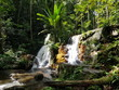 Jaguar Waterfall,at Presidente Figueiredo. Amazon, Brazil