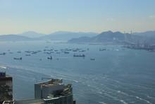 Hong Kong West Kowloon Skyline