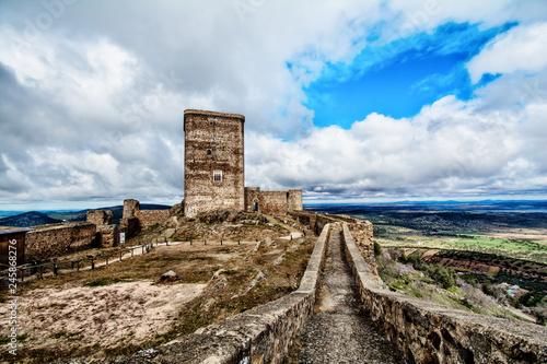 Zdjęcie XXL Castillo de Feria, Badajoz Hiszpania