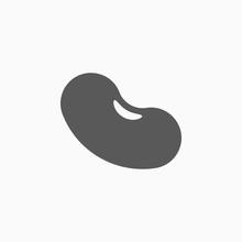 Kidney Bean Icon